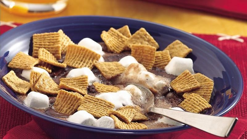 S'mores Hot Cereal