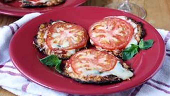 Mini Cauliflower Pizza Crusts recipe - from Tablespoon!