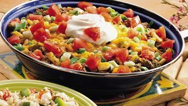 Taco Skillet Dinner