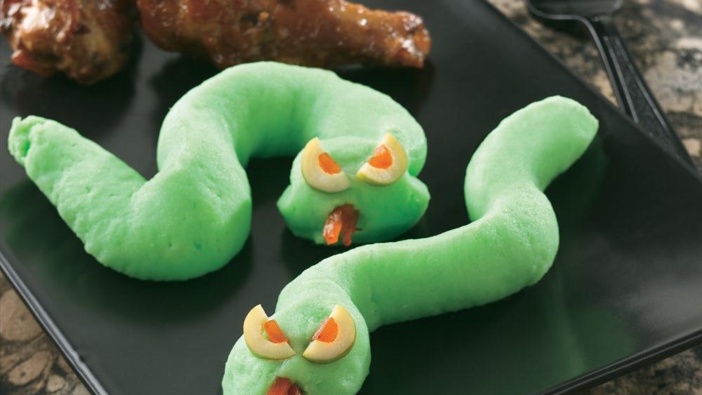 Mashed Snakes