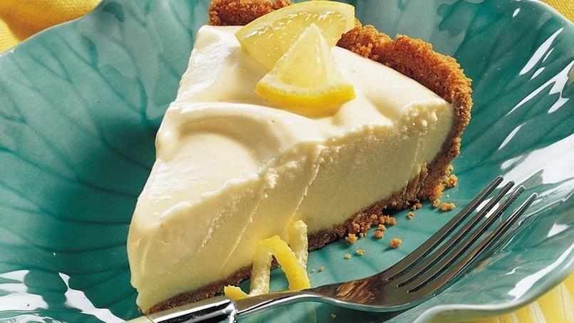 Easy Lemonade Pie