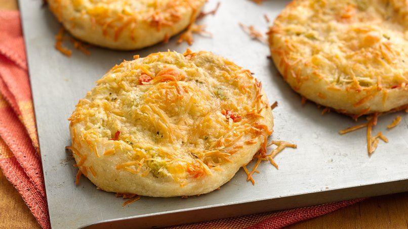 Parmesan Crusted Veggie Spirals