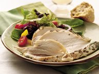 Parsley, Sage, Rosemary and Thyme Turkey Breast