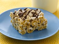 Banana Nut Snack Bars