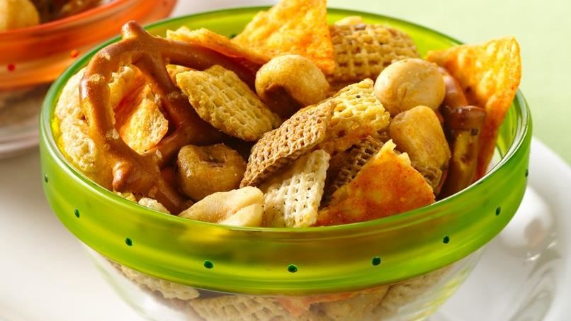 Tex Chex Mix
