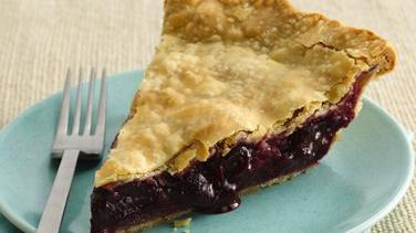 Cherry-Strawberry Pie