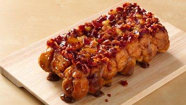 Maple Bacon Monkey Bread (Party Size)
