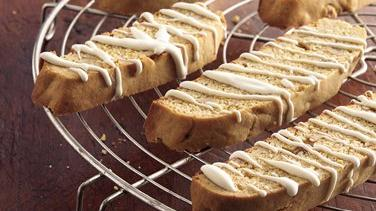 Maple-Nut Biscotti
