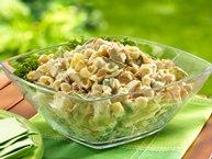 Lemon-Chicken Pasta Salad