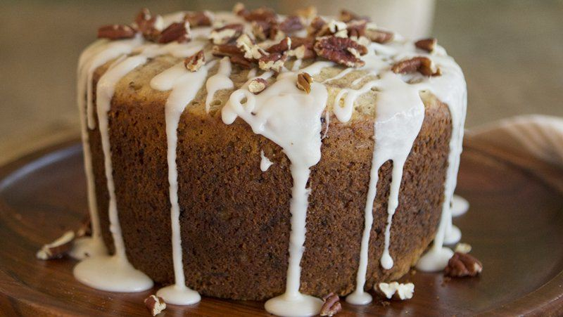 Slow-Cooker Bourbon Banana Bread recipe from Betty Crocker