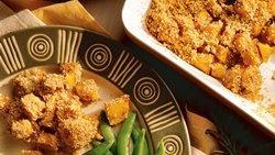 Crumb-Topped Butternut Squash