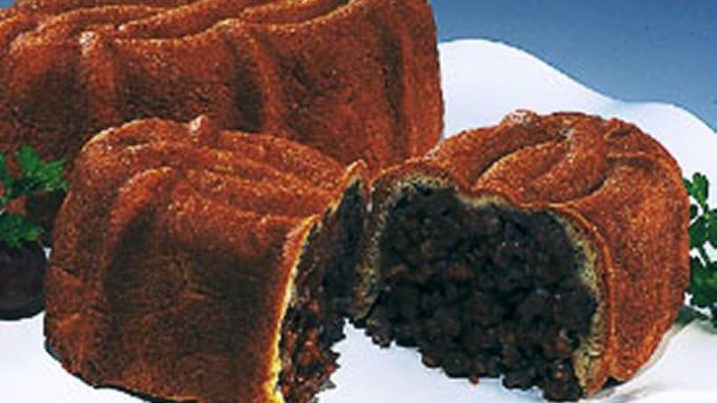 Mini Crescent Meatloaves