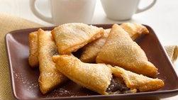 Sopapillas de Chocolate con Caramelo