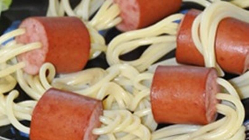 Noodle Weenies recipe - from Tablespoon!