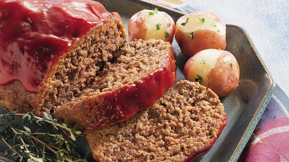 Basic Meat Loaf