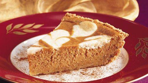 Double Decker Pumpkin Pie Yogurt Coffee Cake