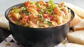 Hot Crawfish Dip