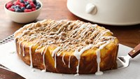Slow-Cooker Classic Coffee Cake