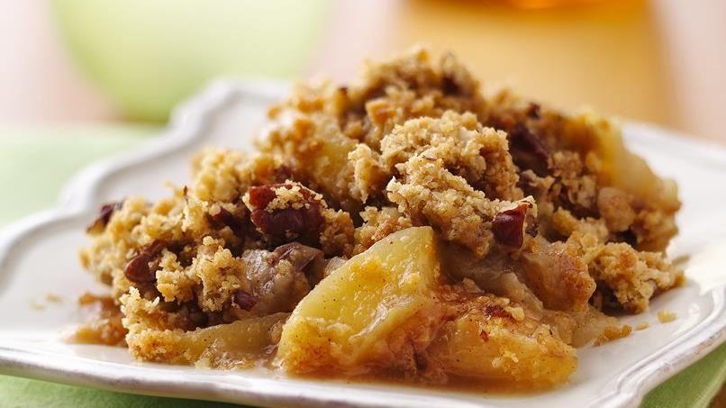 Apple-Pecan Crisp