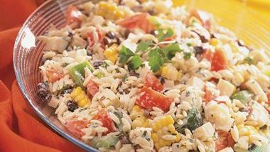 South-of-the-Border Pasta Salad