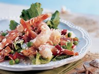 Shrimp Paella Salad