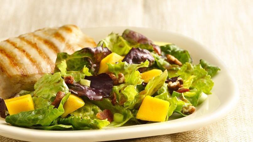 Mango-Pecan Salad