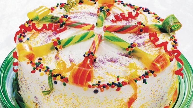 Let's Celebrate Cake