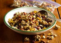 Oats and Dark Chocolate Granola Trail Mix