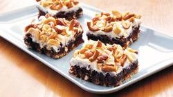 Sweet 'n Salty Pretzel Brownies