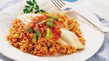 Fish Fillet Casserole