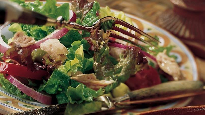 Spanish-Style Tuna Salad
