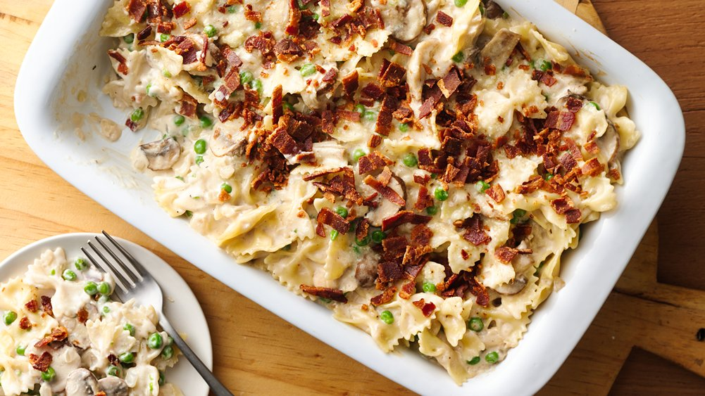Bacon Chicken Bake