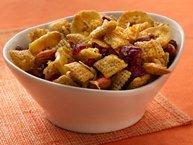 Gluten-Free Ginger Rice Crunch