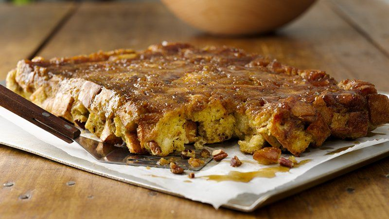 Overnight French Toast recipe from Betty Crocker