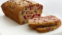Skinny Cranberry-Nut Bread