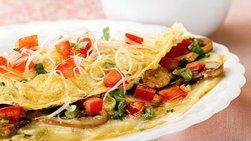 Skinny Provençal Omelet
