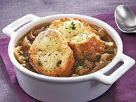 Slow-Cooker Rustic French Onion Soup