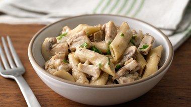 Slow-Cooker Chicken Tetrazzini