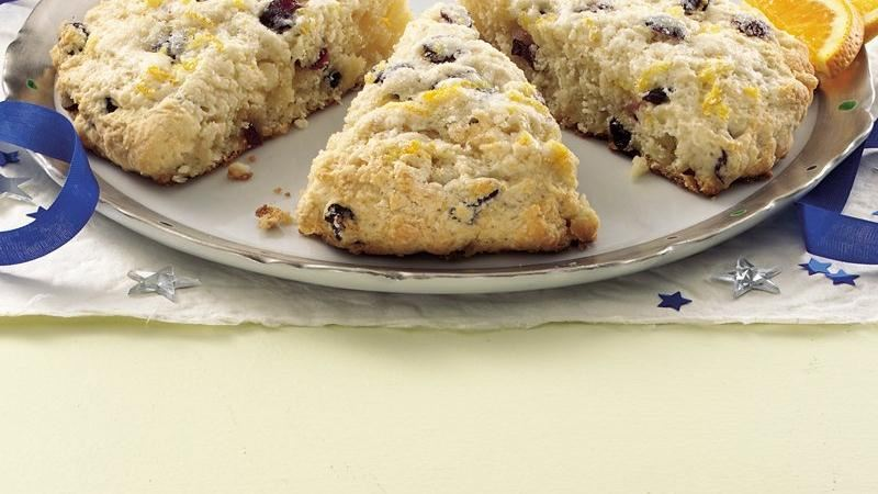 Twelfth Night Scones