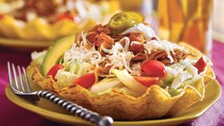 Slow-Cooker Chalupa Dinner Bowl