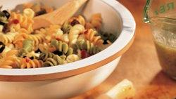 Italian Grilled Vegetable Pasta Salad