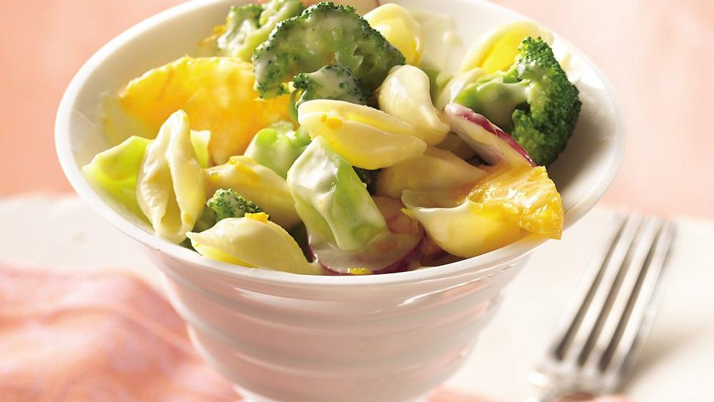 Citrus-Pasta Salad