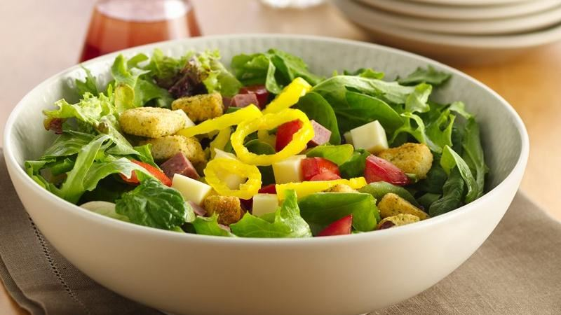 Classic Italian Chopped Salad
