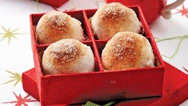 Snickerdoodle Truffles