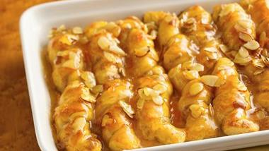 Orange-Almond Breakfast Bake