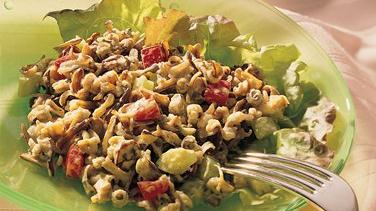 Curry Wild Rice Salad