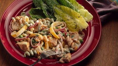 Creamy Chicken and Fusilli