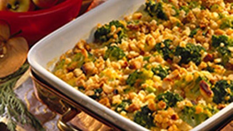 Broccoli-Corn Casserole