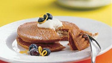 Ginger Pancakes