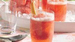 Strawberry-Citrus Slush
